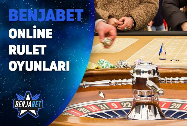 benjabet online rulet oyunlari