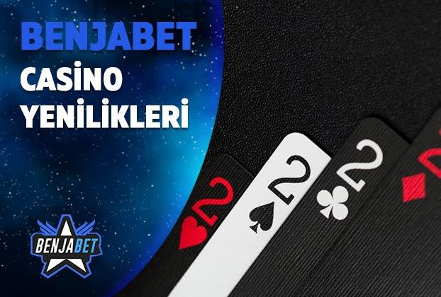 benjabet casino yenilikleri