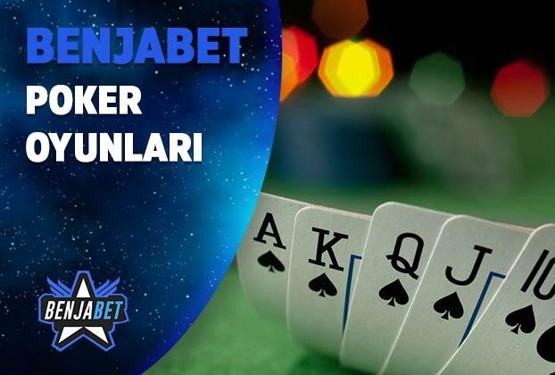 benjabet poker oyunlari