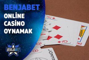 benjabet online casino oynamak