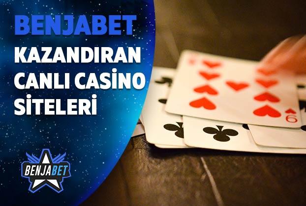kazandiran canli casino siteleri