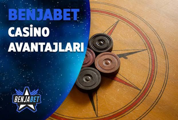 benjabet casino avantajlari