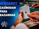 benjabet casinodan para kazanmak