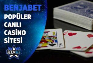 benjabet populer canli casino sitesi