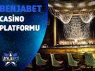 benjabet casino platformu